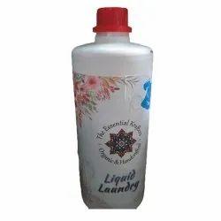 1 Litre Liquid Laundry Detergent, Packaging Type: Plastic Bottle
