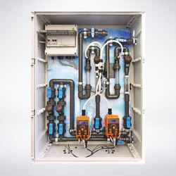 Chemical Dosing Metering Skid- Plant- System