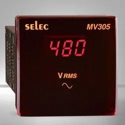 Selec MV305  Digital Voltmeter