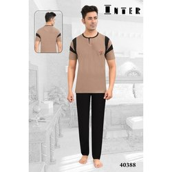 Men Casual Cotton Loungewear