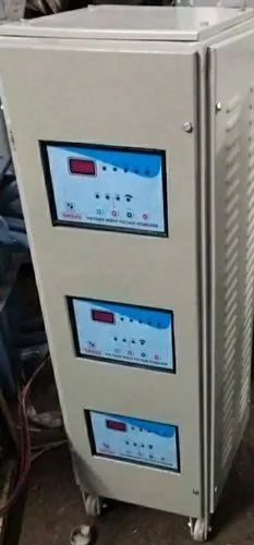3 Phase Air Cooled Balanced Servo Voltage Stabilizer