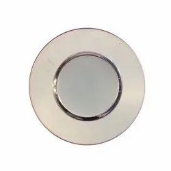 Harmony Ceramic 3W Round LED Panel Light, Lighting Color: Warm White