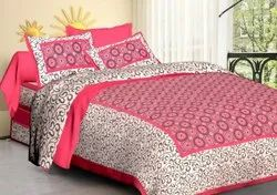 Cotton Bedding With Pillow Covers