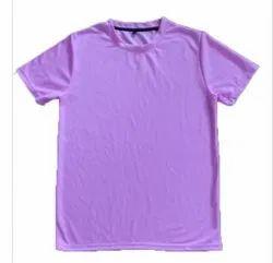 Casual Wear 24 Colours Spun Nirmal Knit Round Neck, Size: S to 2XL