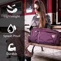 Carry Luggage - Maroon