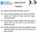 Resistance Training Speed Chute 56