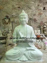 Marble Mahatma Buddha Statue