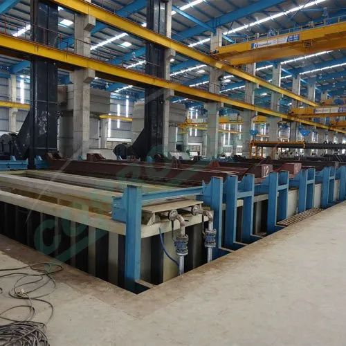 Transmission Tower Galvanizing Plant