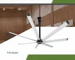 HVLS Fan - 3 Meter ( 10 ft ) 230VAC Indoor Series 3 Powerful