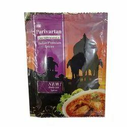 Parivartan 10 Gram Chicken Masala, Packaging Type: Packets
