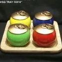 Snack Serving Jars