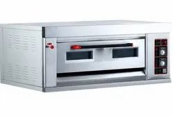 Single Deck 4 Tray Gas Bakery Oven