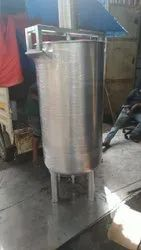 Toilet Cleaner Mixing Tank