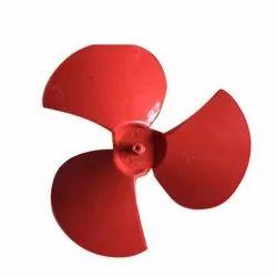 Plastic Motor Fan Blade