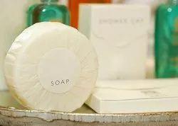 Round Hotel Bath Soap