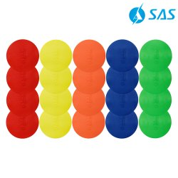 Rubber Spot Markers