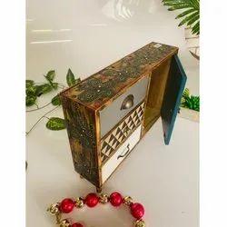 Wooden Nakashi Drawer Set