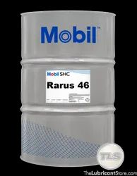 Mobil Compressor Oil fully Synthetic Oil