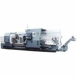DI-034A Flat Bed CNC Lathe