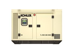 For Power KDG0020P1 Kohler 20KVA 1Phase Silent Diesel Generator