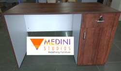 Wooden Medini Studios Study Table