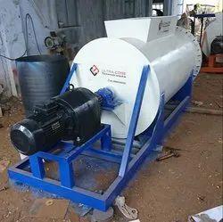 CLC Foam Concrete Light Weight Brick Making Machine