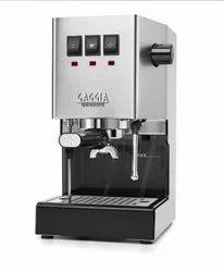 Semi Automatic Coffee Machine - Gaggia Classic - Italy