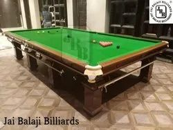 JBB Vintage Design Snooker Table