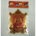 Cut Out Foil Temple Sticker Folder