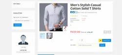 English Online Shopping System