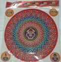 20 Inch Regular Rangoli Sticker