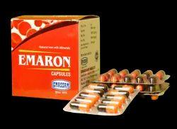 siddha ayurvedha ingrediants EMARON, Packaging Type: Box, Strips, Packaging Size: 10*10