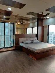 Living Room Interior Apartment Designing Services, in Pan India