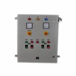 Creative Technology Mild Steel Motor Starter Panel, For Commercial