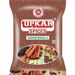 Sabut Garam Masala(Upkar Spices), Packaging Type: Packets