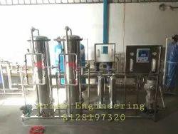 Arise Engineering Stainless Steel Water Purifier, Water Storage Capacity: 1000 L