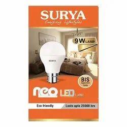 Ceramic Cool daylight 9 W Surya Neo LED Bulb