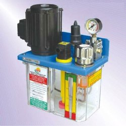 KMLU-2700-PS/FS Automatic Lubrication System With Transparent Reservoir
