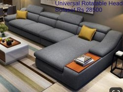 Universal Rotatable Head Sofa Set