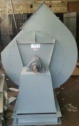 V-Belt Driven Units Mild Steel ID FAN, For Industrial, Capacity: 5000 - 500000cmh