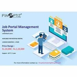 Job Portal System Software
