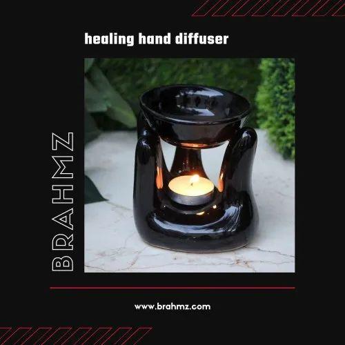 Hand Shape Ceramic Diffuser