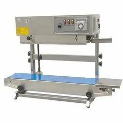 SS Vertical Band Sealing Machine