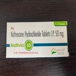 Naltrexone 50 mg (Naltivia 50 mg)