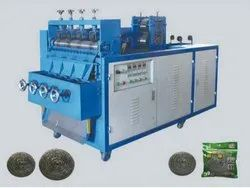 Scrubber Making Machine