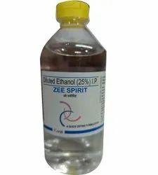 400 Ml Dilute Ethanol Zee Spirit