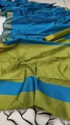Fancy Raw Silk Sarees