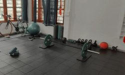 Lowest Rate Gym Floor Mat 3 Ft x 3 Ft Warranty