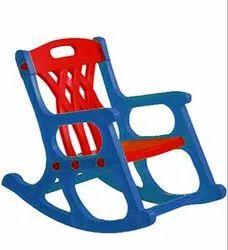 Nilkamal Plastic Toy Rocker Chair, W-415mm*d-800*h-500