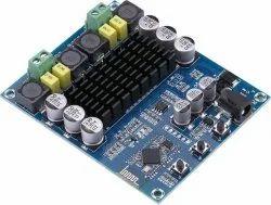 Digital Bluetooth Power Dual Channel 120W 120W Stereo Amplifier, Audio Receiver DC 12-24V Powered